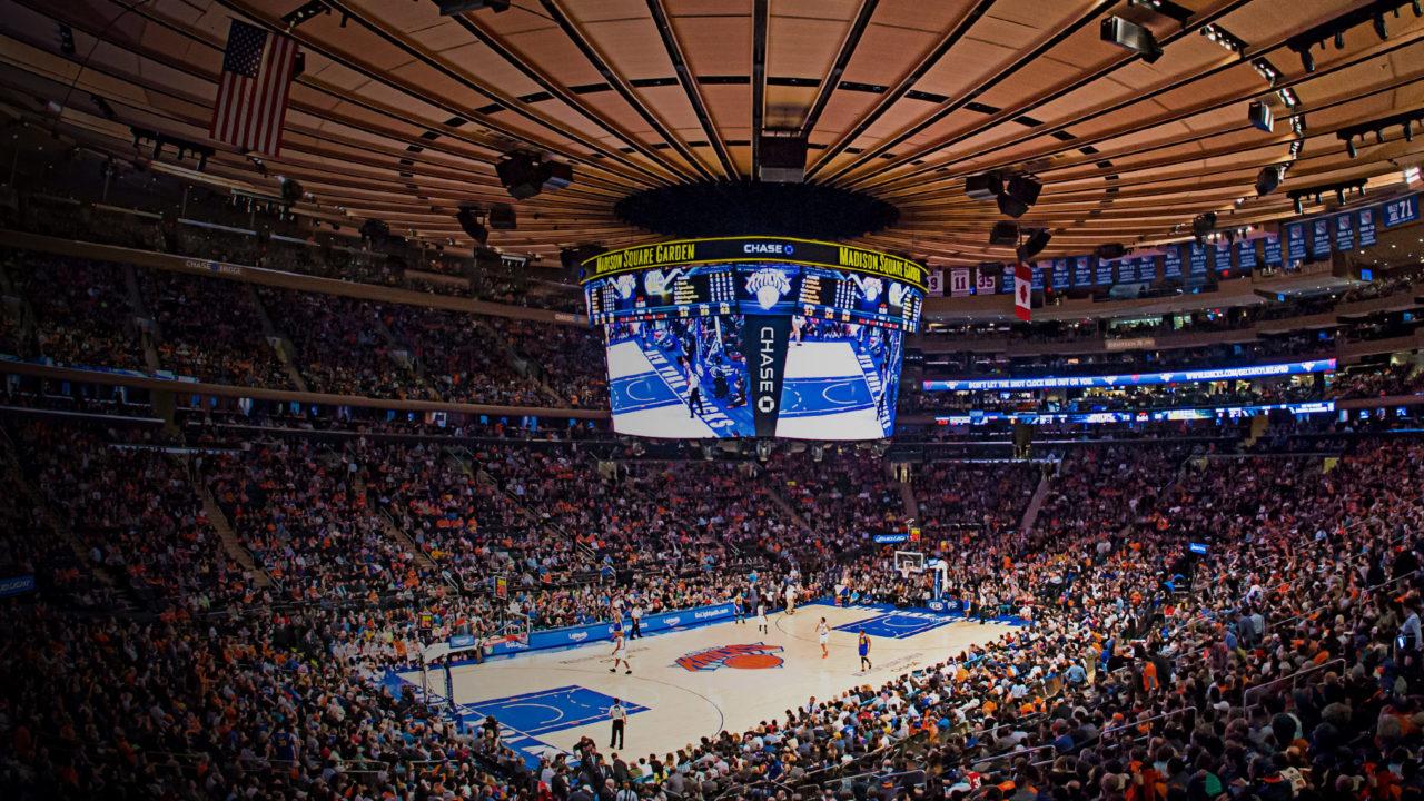 Madison Square Garden el escenario de las estrellas