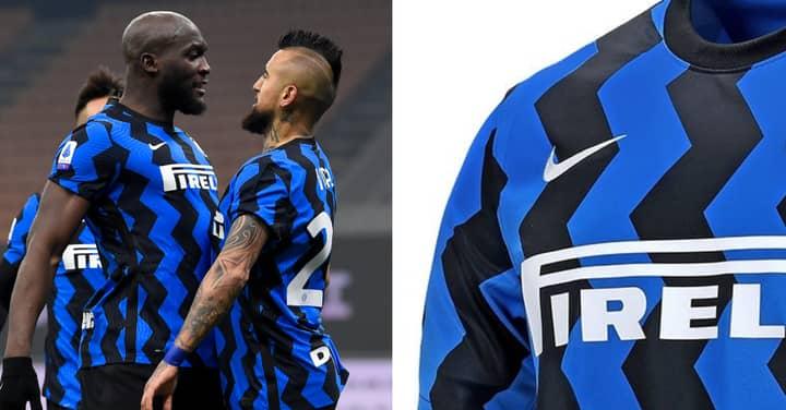 """only one romelu lukaku & Inter Milan S New Badge Has Been Leaked Ahead Of 2021 Update"