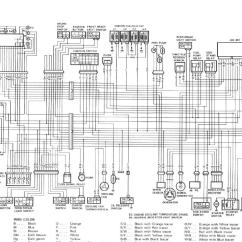 2000 Yamaha R6 Wiring Diagram Ignition System Troubleshooting 99 Gsxr 600 26 Images