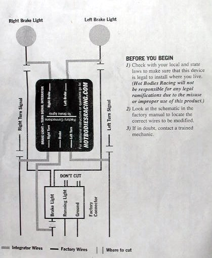 Automotive Wiring Diagram Turn Signal Wiring Diagrams Turnsignal