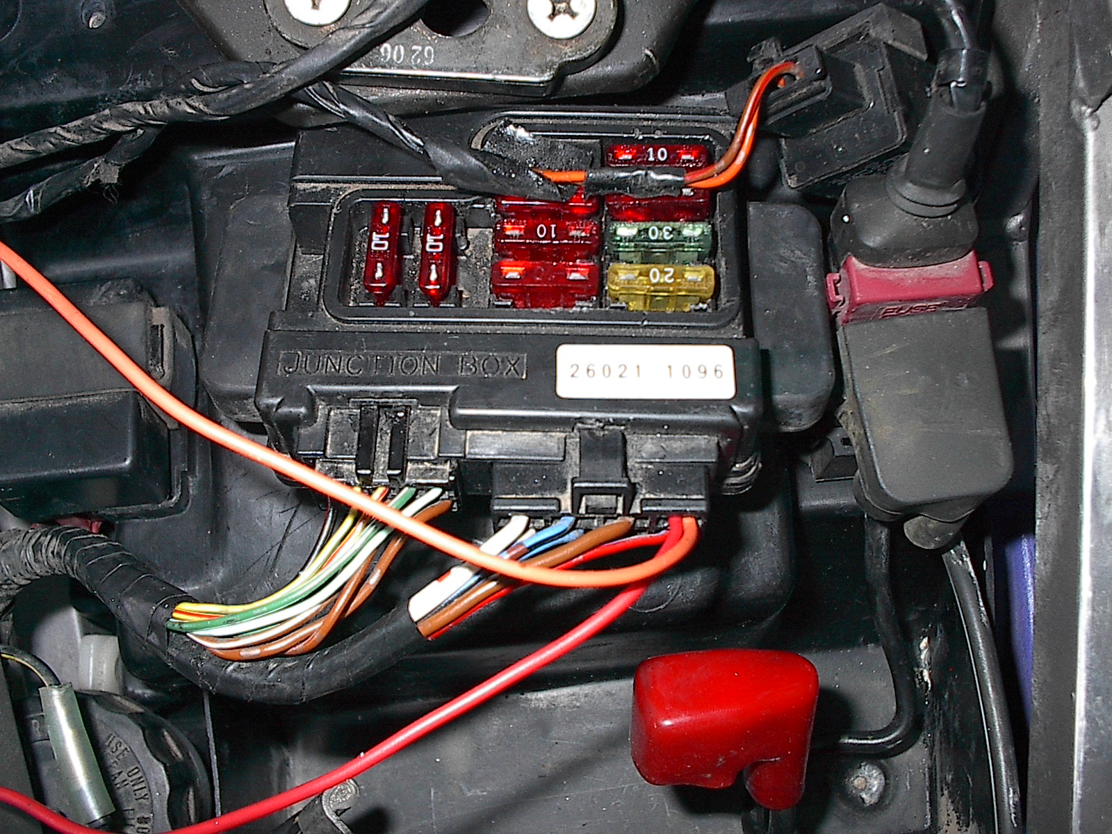 2009 Yamaha R1 Fuse Box | Wiring Schematic Diagram - 29 ... on