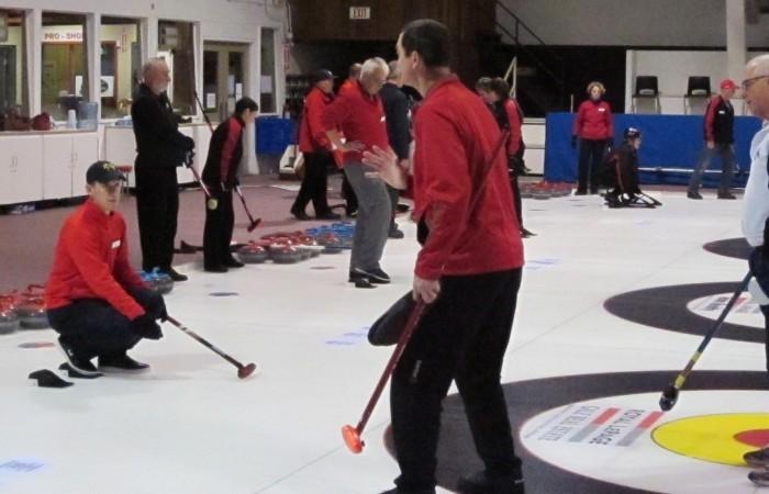 Curlingclinic Sportboekingen