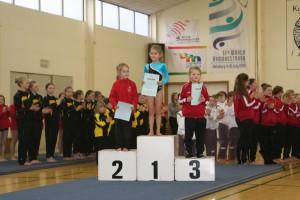 Platz 3 für Lea Steyns in Nidrum
