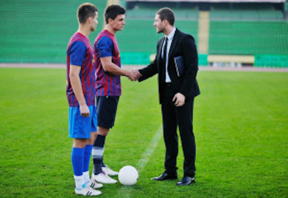 recruteur football