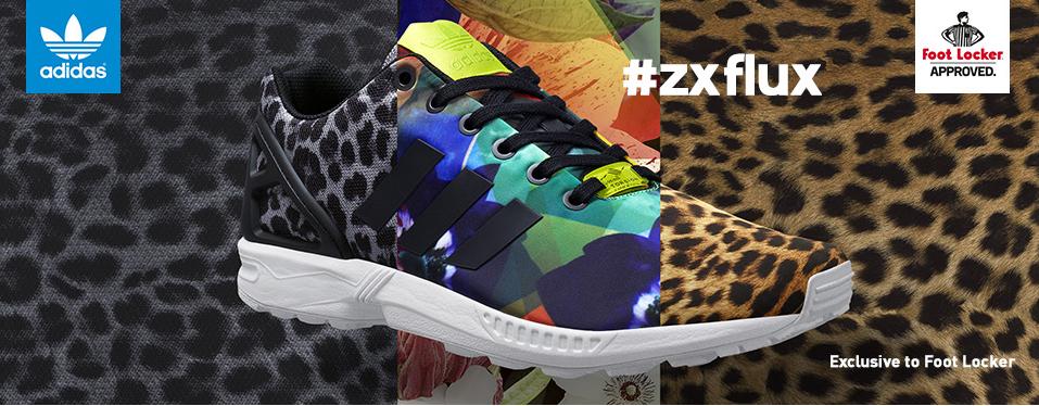adidas originals zx flux foot locker