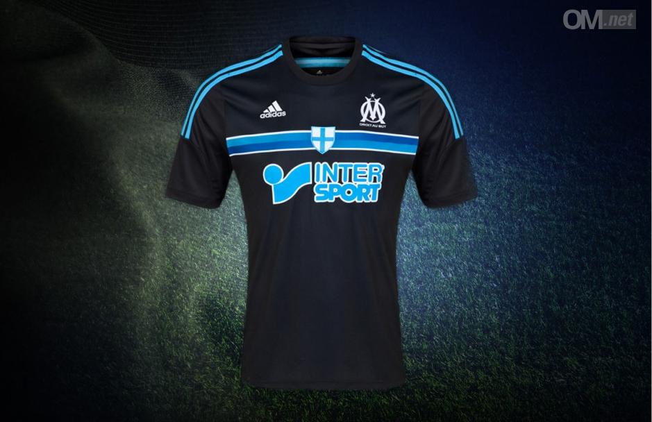 Nouveaux Maillots 20142015 De LOlympique De Marseille