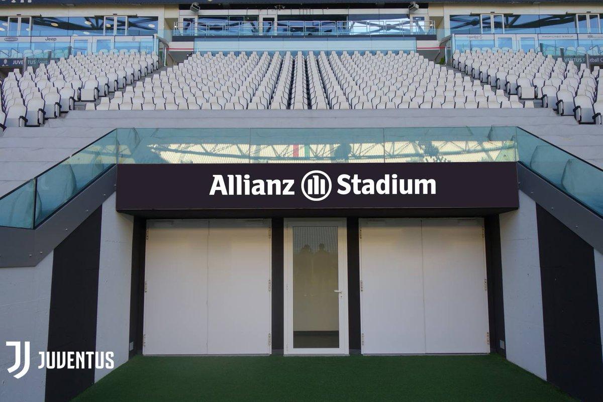 Naming Le Juventus Stadium Devient LAllianz Stadium