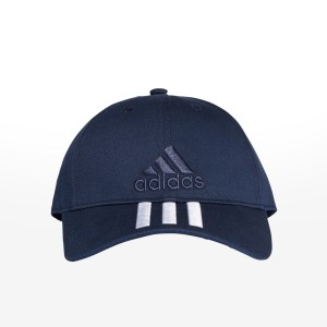adidas - 6 PANEL CLASSIC 3-STRIPES CAP - CONAVY/CONAVY/WHITE