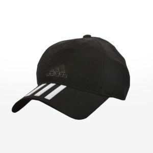 adidas - C40 6P 3S CLMCO - BLACK/BLACK/WHITE