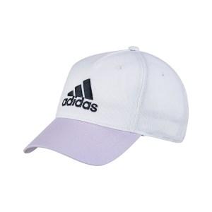 adidas - LK GRAPHIC CAP - WHITE/PRPTNT/CONAVY