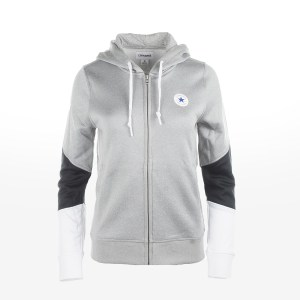 Converse - 10004542 CORE BLOCKED FULL ZIP - 00G2