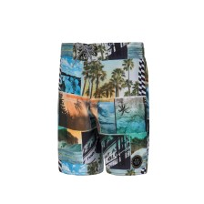Protest - WAVE JR BEACHSHORT - SKY