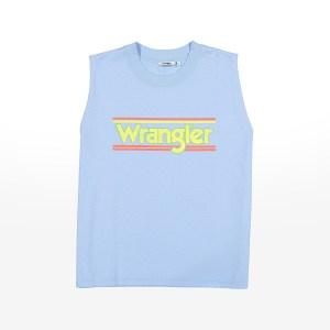 Wrangler - 80/S TANK CERULEAN - CERULEAN
