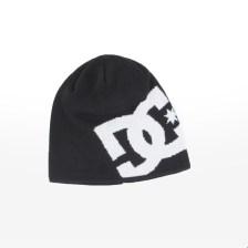 Dc - BIG STAR M HATS - BLACK