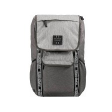 Superdry - D4 SUPER SEMESTER BACKPACK - GREY RIPSTOP MARL/GREY MARL