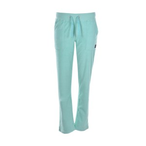Body Action - WOMEN BASIC TERRY PANTS - VΕRΑΜΑΝ