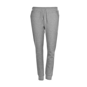 Body Action - WOMEN RELAXED JOGGERS - L.ΜΕL.GRΕΥ