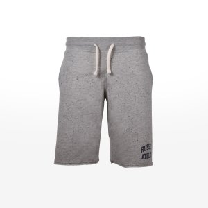 Russell Athletic - RAW EDGE SEAMLESS SHORTS WITH - NEW GREY MARL