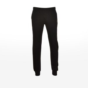 Russell Athletic - CUFFED PANT - ΜΑΥΡΟ