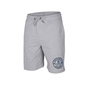 Russell Athletic - PRINTED SHORT - NEW GREY MARL