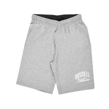 Russell Athletic - SHORTS - NEW GREY MARL