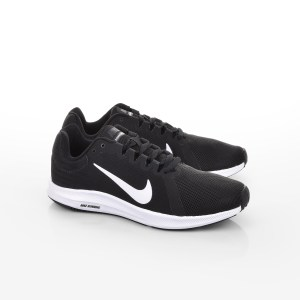 Nike - WMNS NIKE DOWNSHIFTER 8 - BLACK/WHITE-ANTH