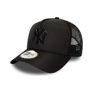 New era - TONAL BLACK AF TRUCKER - BLK/0071