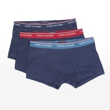 Tommy hilfiger - PREMIUM ESSENTIAL 3 PACK HIP TRUNK - PEACOAT/SCOOTER/BLUE ASHES(PEACOAT BODY)