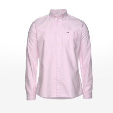 Tommy hilfiger - TJM CLASSICS OXFORD SHIRT - OXFORD PINK