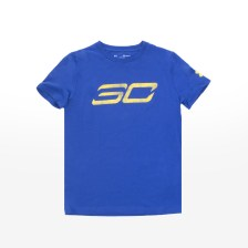 Under Armour - 1298278 SC30 LOGO SS T S/S T-S - 2252