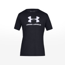 Under Armour - 1329590 SPORTSTYLE LOGO SS S/S - 001/7191