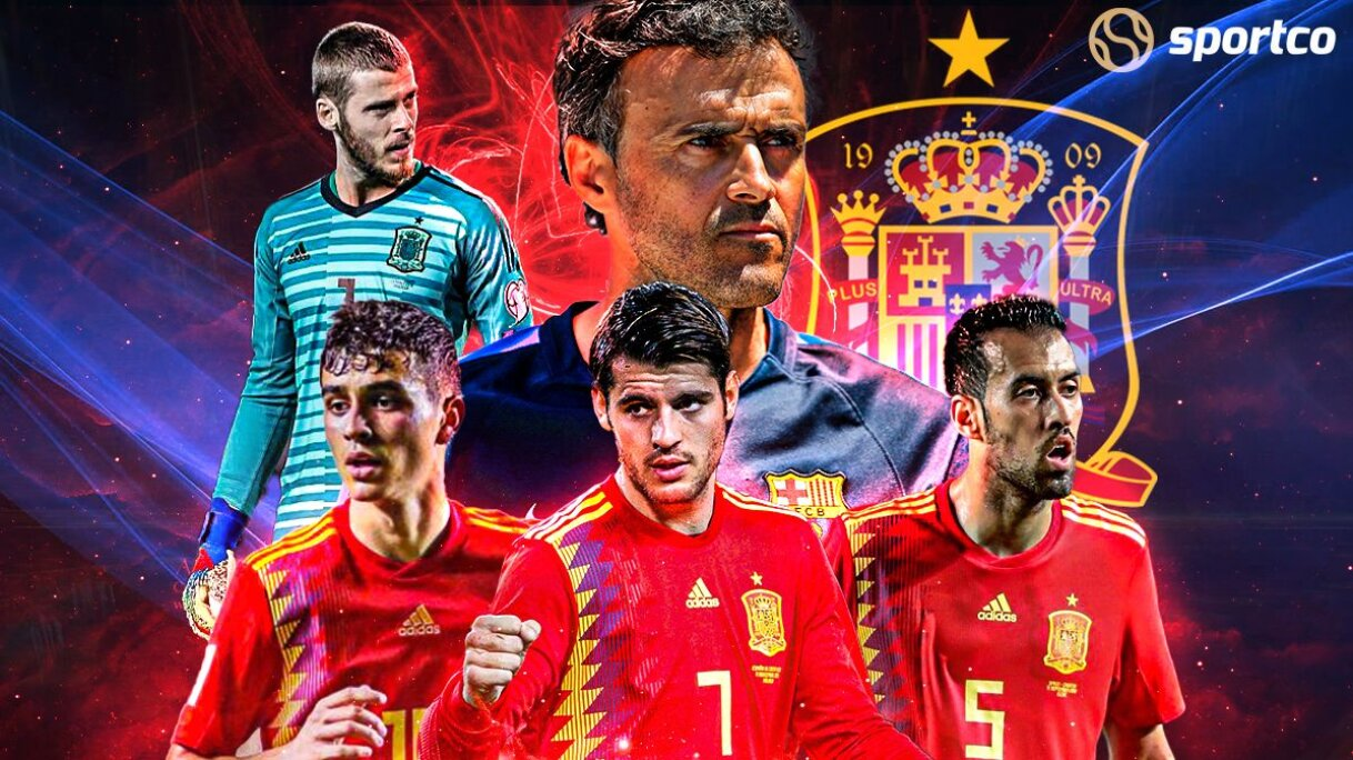 Benjamin pavard, leo dubois, raphael varane,. Spain Team List For Euro 2021 Squad Overview Spain National Team Group Fixtures
