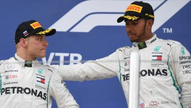 Hamilton wins Russian Grand Prix to enlarge lead in the F1 2018 title race