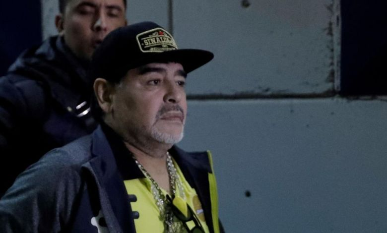 Diego Maradona recovers in hospital after surgery
