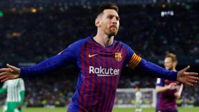 Messi marvels with a new hat trick against Betis