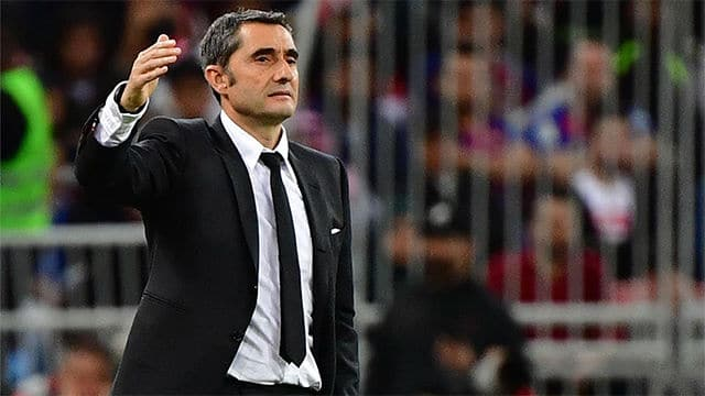 This Is Valverde's Answer Regarding His Future in Barcelona