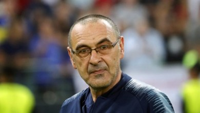 Sarri denounced Juventus' game against Napoli due to negative results