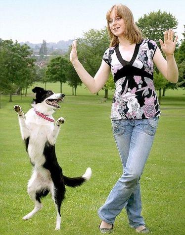 Танцы с собакой