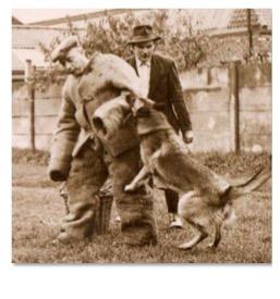 Мой старый друг Jean Du Mont с Flack de l'Assa в 1958 г. Фото C.Greving