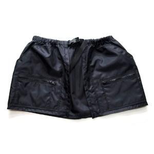 Пояс дрессировочный черный (вид сзади)