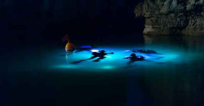 Scuba-Diving-at-Night