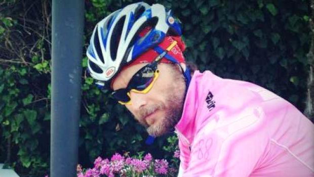 Jovanotti maglia rosa