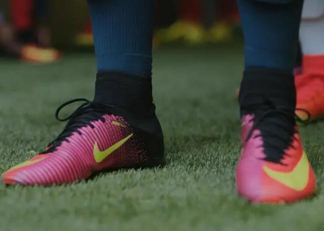 scarpe calcio nike el shaarawy
