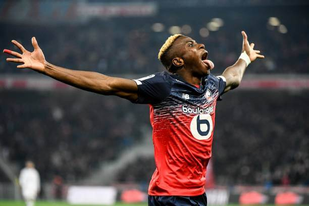 Photo of Osimhen nominated in the Ligue 1 season team alongside Neymar and Mbappe – Sportelo