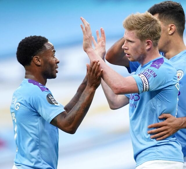Photo of Premier League Champions Liverpool Trounced By Manchester City 4-0 – Sportelo