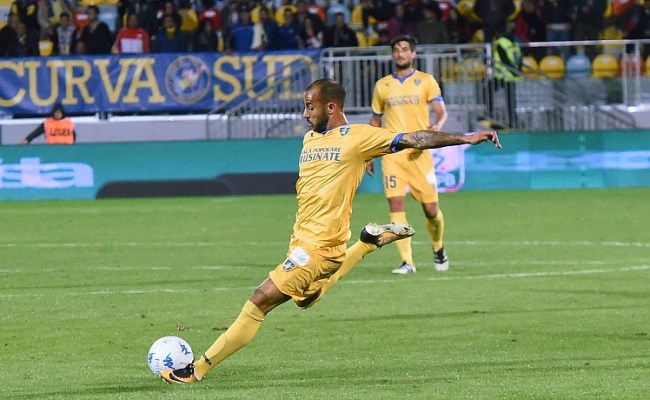 Highlights Frosinone Palermo 2 0 Finale Playoff Serie B