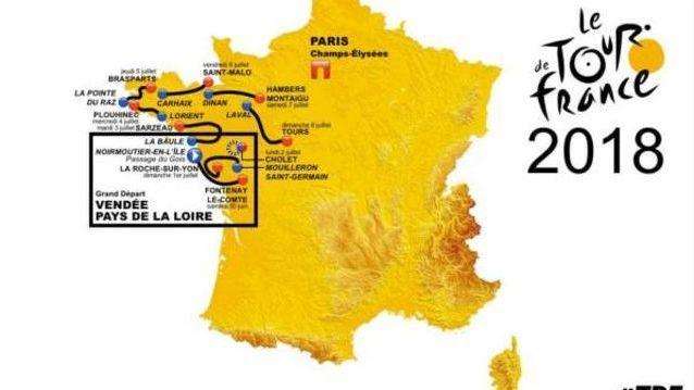 Risultati immagini per tour de france 2018