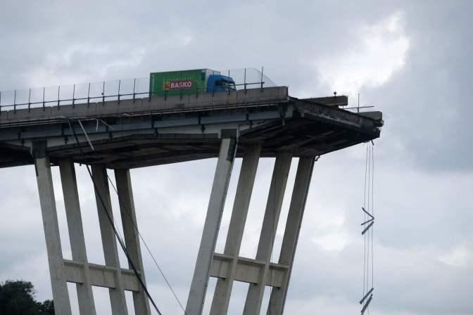 Genova Ponte Morandi | Numerosette Magazine