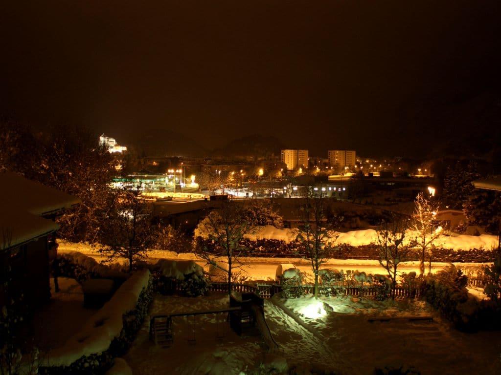 winterliches Kufstein