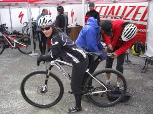 Specialized Test the Best am Samerberg